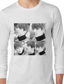 BTS  Bangtan Boy Jungkook Long Sleeve T-Shirt
