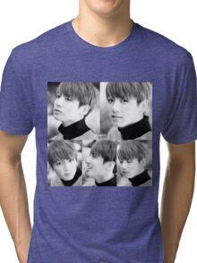 BTS  Bangtan Boy Jungkook Tri-blend T-Shirt