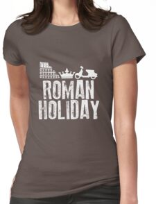 Roman Holiday Womens Fitted T-Shirt