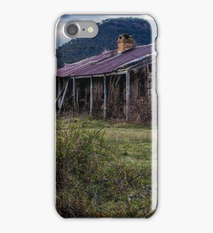 Hartley shack iPhone Case/Skin