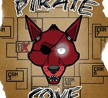 Pirate Cove Foxy by BusinessWolf