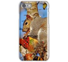 Messy Eater iPhone Case/Skin