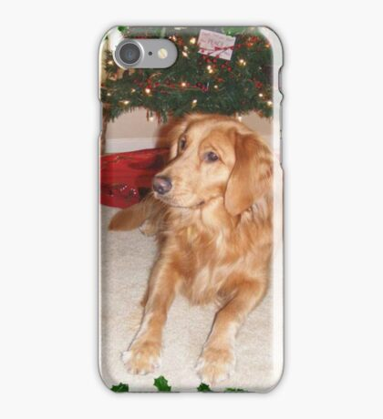 So This Is Christmas iPhone Case/Skin