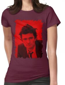 Orlando Bloom - Celebrity Womens Fitted T-Shirt