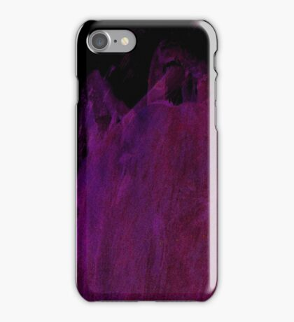 Purple Abstract Design for Phones iPhone Case/Skin