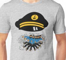captain haddock Unisex T-Shirt