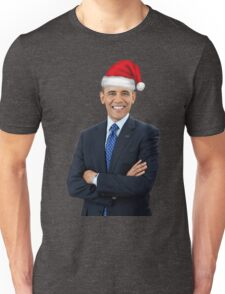 Barack Obama - Merry Christmas Unisex T-Shirt