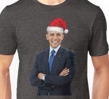 Barack Obama - Merry Christmas Unisex T-Shirt