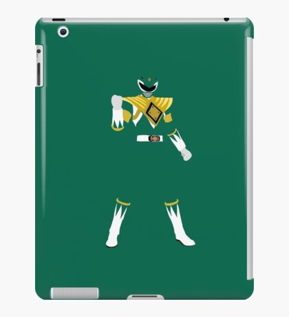 Mighty Morphin Green Power Ranger iPhone / iPad case iPad Case/Skin