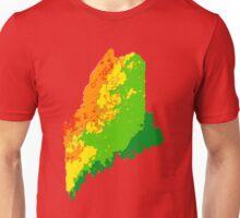 Physically Maine Unisex T-Shirt