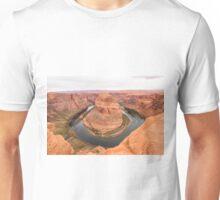 Horseshoe Bend in Page, Arizona Unisex T-Shirt