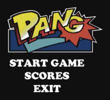 Super Pang! Start Game. by TotalPotencia