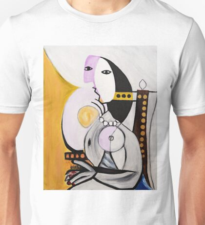 Walrobinson - Tribute to Picasso Unisex T-Shirt