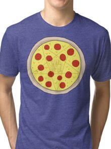 hail pizza Tri-blend T-Shirt