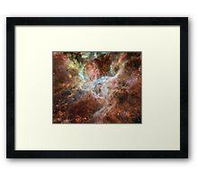 Celestial Firefly Framed Print