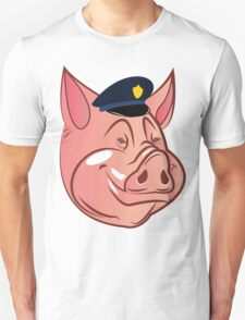 PIGS IS PIGS.  Unisex T-Shirt