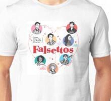 Falsettos Unisex T-Shirt