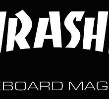 Thrasher Skateboard Magazine by FreshBaked