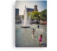 Washington Square Canvas Print