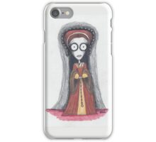 catherine howard iPhone Case/Skin