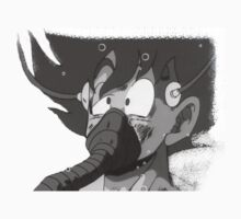 SonGoku - Rejuvenation Tank. by TotalPotencia