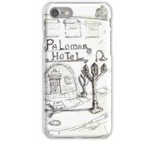 Palomar Hotel iPhone Case/Skin