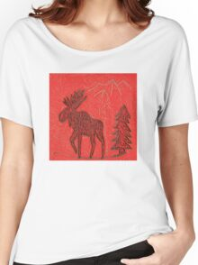 Red Moose Women's Relaxed Fit T-Shirt