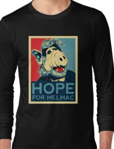 Hope for Melmac Long Sleeve T-Shirt