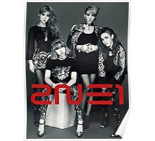 2NE1  Poster