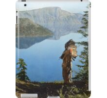 Praying to the Spirits iPad Case/Skin