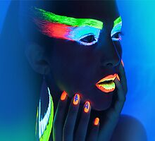 NEON WOMAN by Ought 22