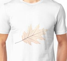 Fall Colors Oak Leaf. Unisex T-Shirt