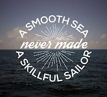 A Smooth Sea by Dorothy Timmer