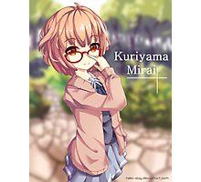 Kuriyama Mirai Photographic Print