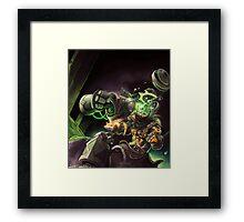 Warcraft Gob Tauren Framed Print