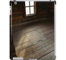 History and Sun iPad Case/Skin