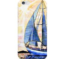 Coming About iPhone Case/Skin