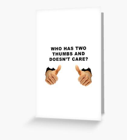Bob Kelso wisdom Greeting Card