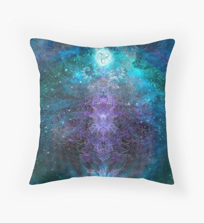 Intentionality Throw Pillow