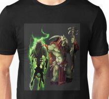 Warcraft Orc Necromancer Unisex T-Shirt