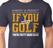 Volkswagen Golf Unisex T-Shirt