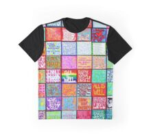 Collection Of Inspiration - Rectangle Graphic T-Shirt