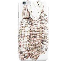 Indian Corn of Autumn iPhone Case/Skin