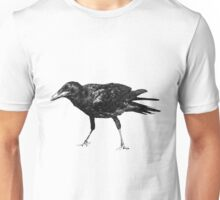 Quoth the Raven, Nevermore. Unisex T-Shirt