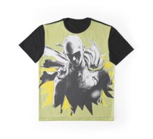One Punch Man Saitama Graphic T-Shirt