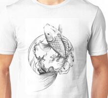 They were swimming in the sea they became Unisex T-Shirt
