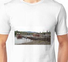 Keswick Jetty, Cumbria, UK Unisex T-Shirt