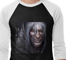 Warcraft Prince Arthas Men's Baseball ¾ T-Shirt