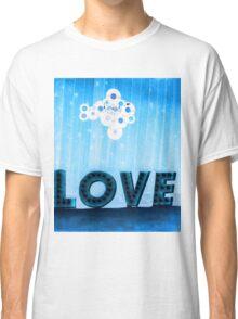 Blue Suede Love Classic T-Shirt