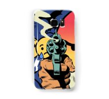 Angry Samsung Galaxy Case/Skin